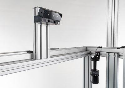 ADT GmbH KOMtrack Kommissionierwagen Kamerasystem